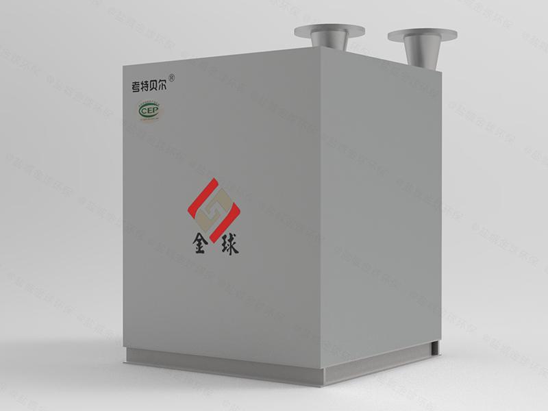 负一层地下室商用污水提升器设备可代替三化厕吗