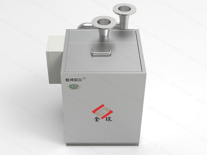 卫生间外置双泵污水提升器设备总代理