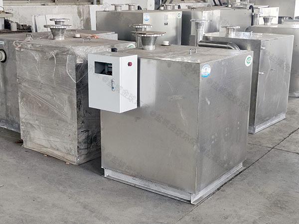 室内家装污水提升装置加装潜水排污泵