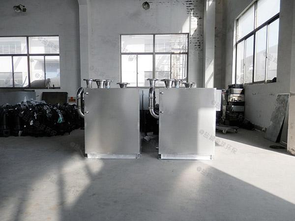 大型会馆地下室一体污水提升处理器工作时间