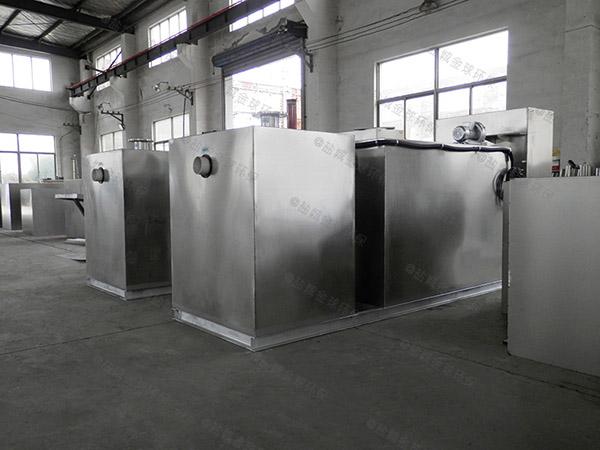 餐用甲型隔悬浮物隔油净化设备生产厂商
